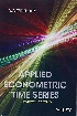 APPLIED ECONOMETRIC TIME SERIES 4/E 2015 1118808568 9781118808566